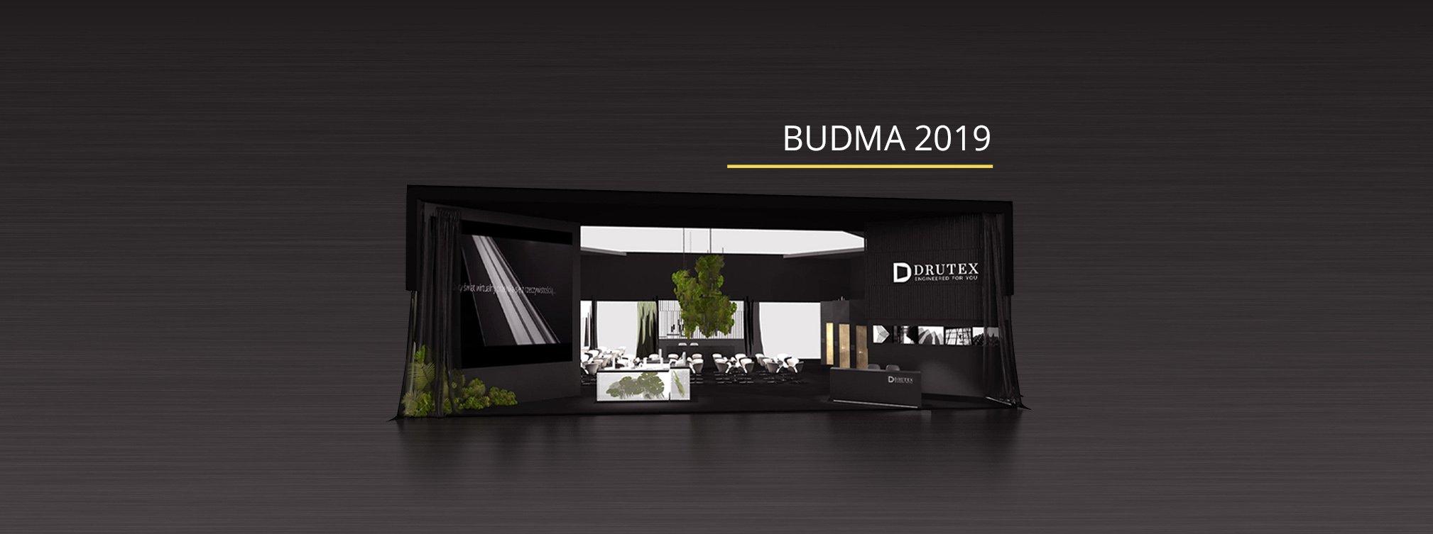 Budma 2019: Drutex Alla Fiera Budma Di Poznań