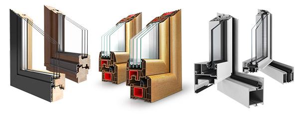 Consigli Acquisto Finestre Alluminio: Infissi legno alluminio e pvc: quale sc...